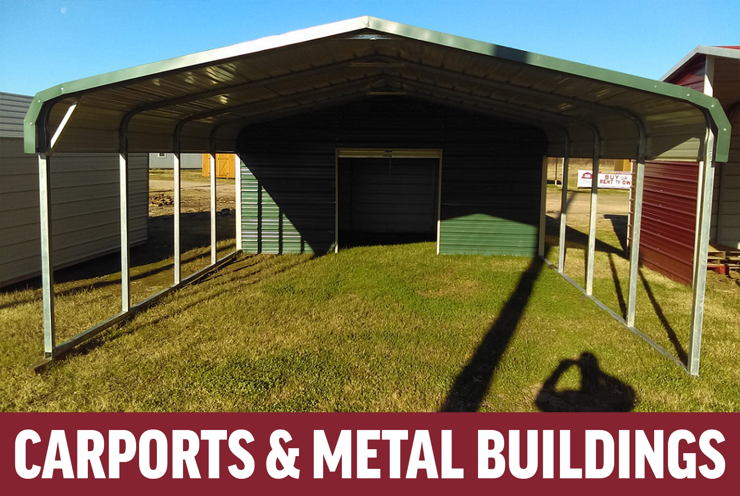 Carports & Metal Buildings