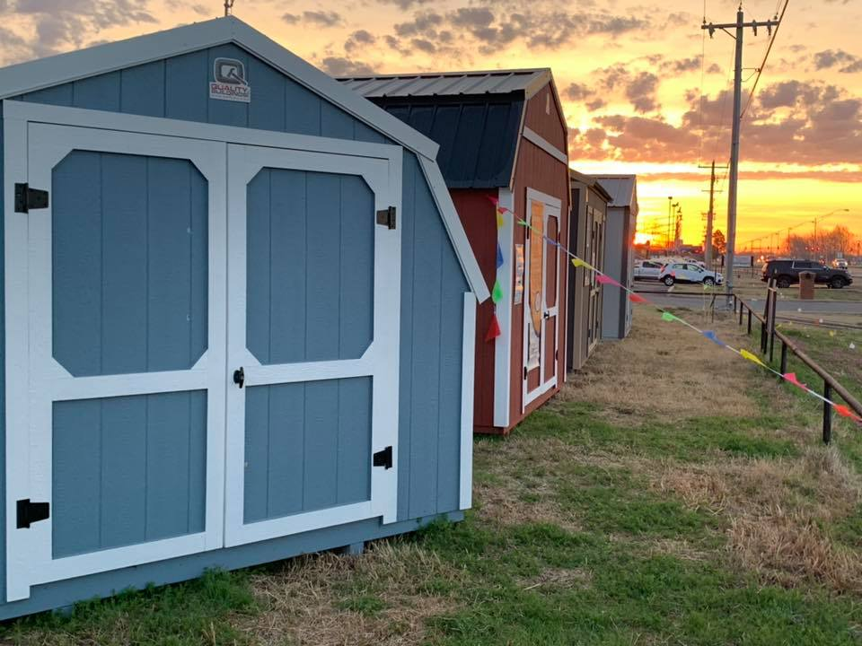 Portable Storage Buildings - $300 Off Any Option With ...