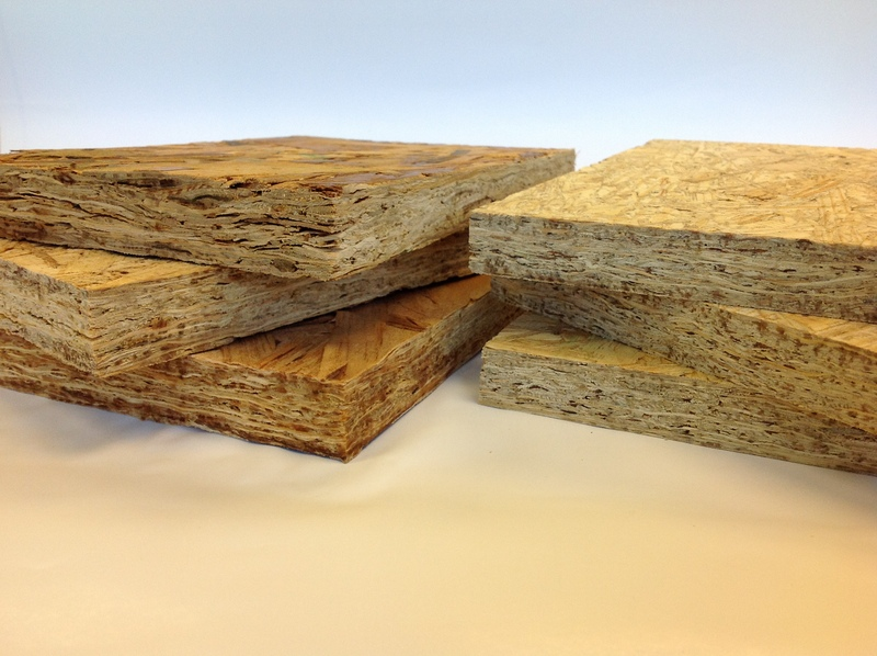 AdvanTech® vs Traditional OSB when soaked in water