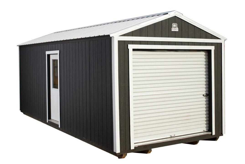 Detached Garage Building -