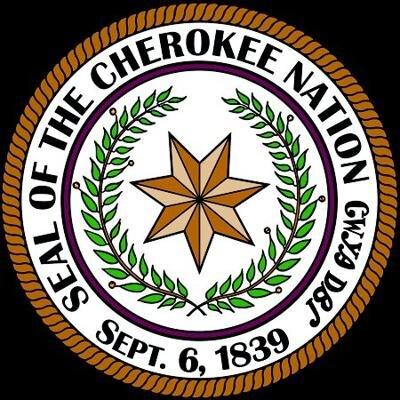 Cherookee Nation Oklahoma