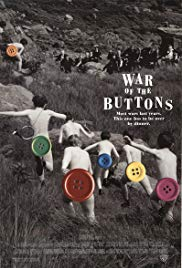 WAR OF THE BUTTONS (all ages show) - This classic Irish children's film, adapted from the French novel La Guerre des boutons, shifts the rural Gallic setting of the original text to Co. Cork, Ireland, where the working-class boys of Ballydowse battle the middle-class boys of Carrickdowse. Shirt-buttons of each respective gang are kept as trophies whenever there is a victory.Directed by John Roberts, the film reunited producer David Putnam and writer Colin Welland, who worked together on the Oscar-winning Chariots of Fire. It features performances from Liam Cunningham (known to many international viewers as Ser Davos in Game of Thrones), Colm Meaney, and Pat Laffan. It is narrated by Marie, a local Bally girl recalling the summer in which the events of the film take place.The young cast also includes many non-professional actors, whose naturalism was praised by critics like Barbara Schulgasser of the San Francisco Examiner upon the film's release. It is no surprise that War of the Buttons has become a staple of high school curriculums when teaching about conflict, class and democracy. However, that should not detract from the film as a nostalgic, purely entertaining experience all on its own. As its tagline quips,