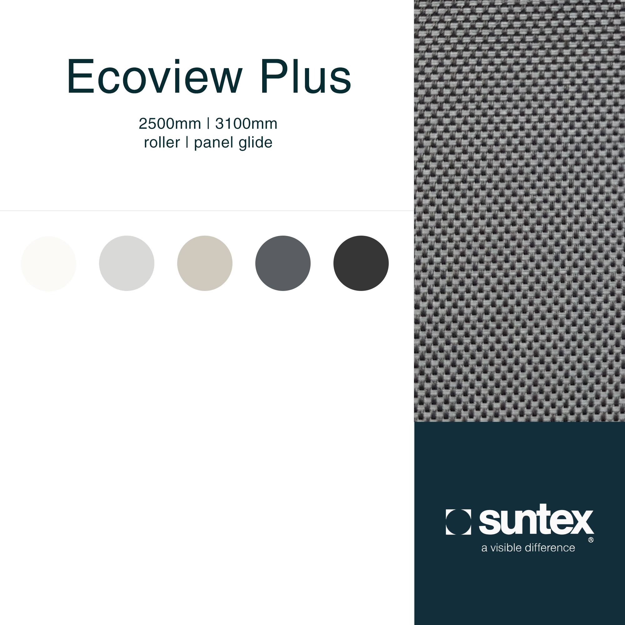 Ecoview Plus Technical Information