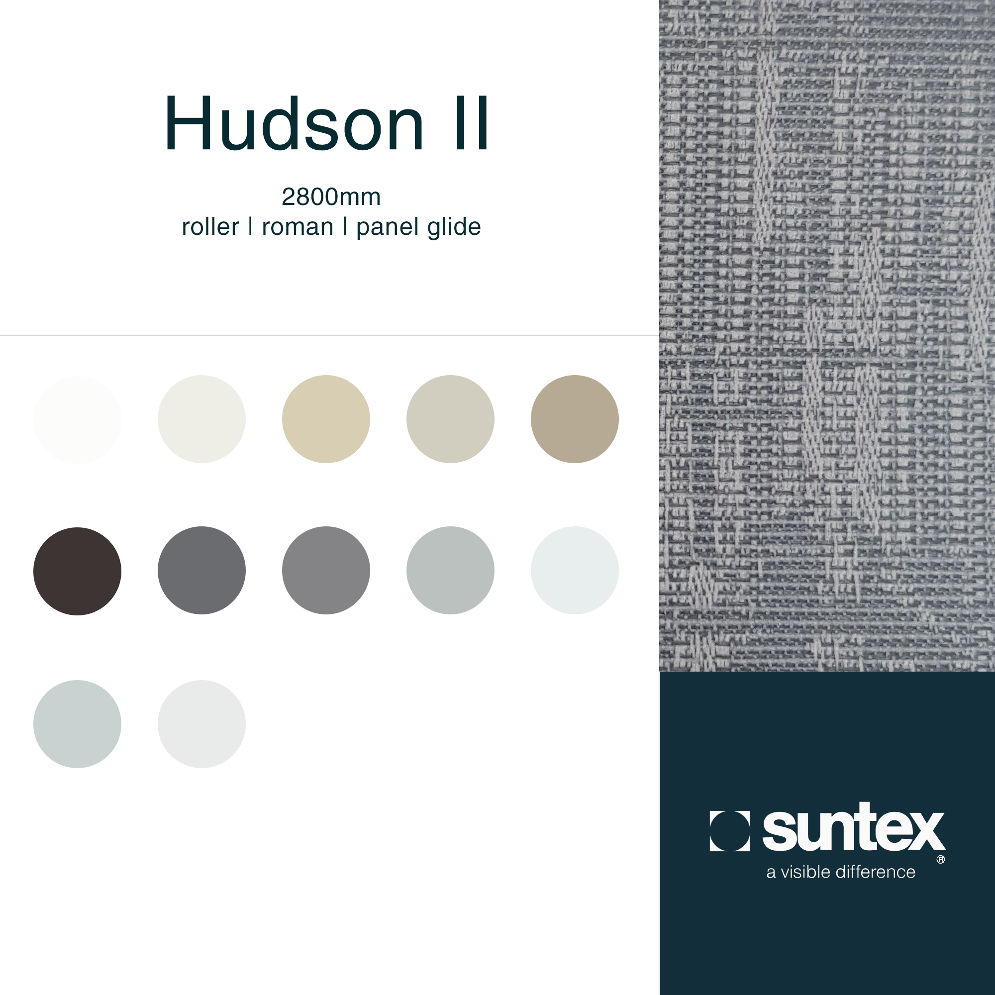 Hudson II Technical Information