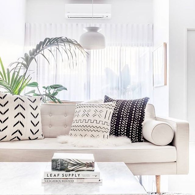 We adore this living room by @adoremagazine