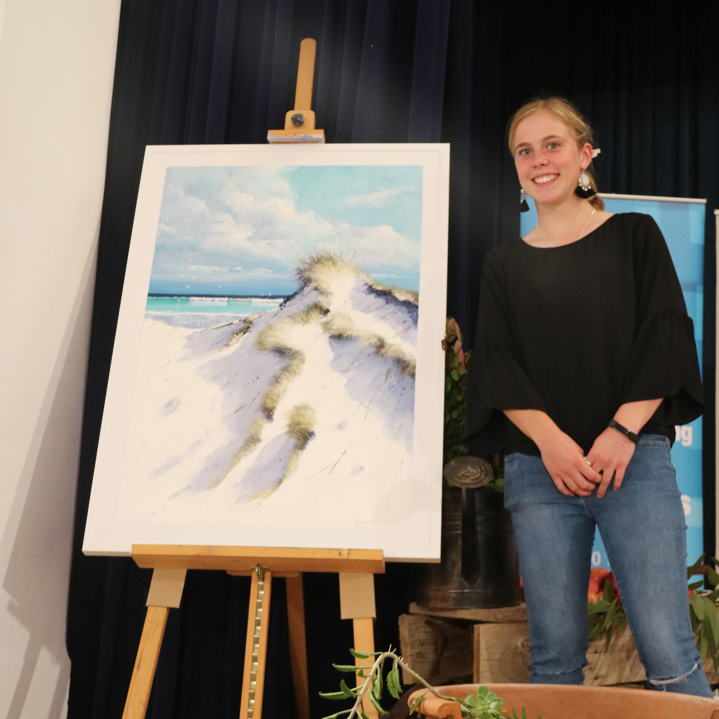 First Prize Winner   Olivia Congdon