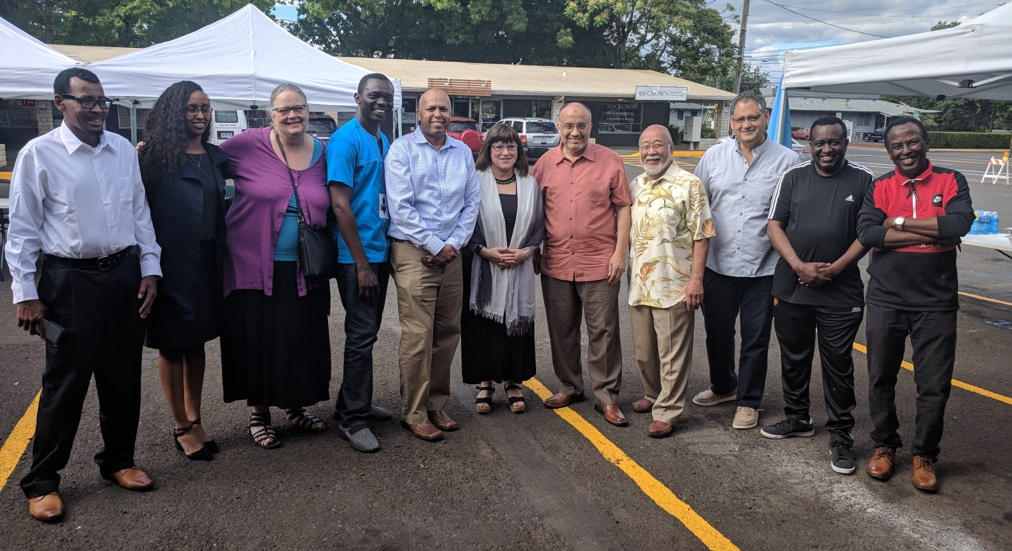 Somali American Council of Oregon Grand Opening - June 23, 2018 at 1511 SE 122nd Ave. Click for photos.