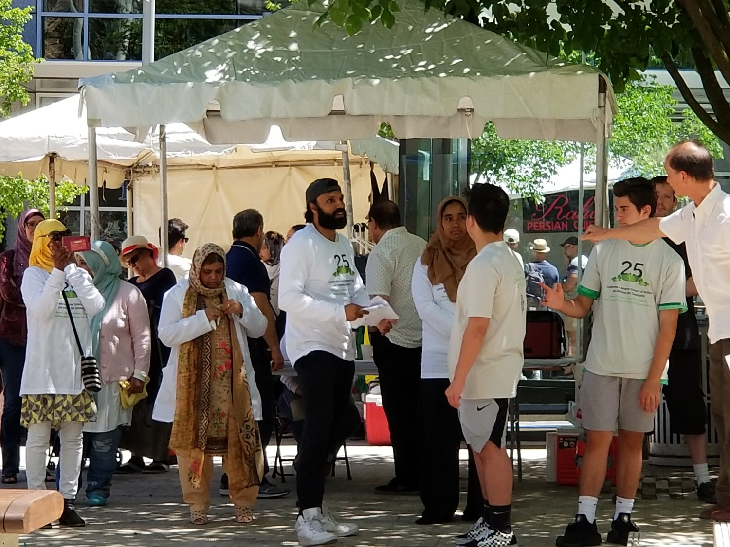 International Muslim Cultural Festival - July 14, 2018 at Director's Park. Click here for photos.