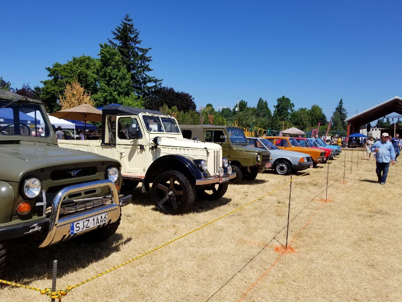 Slavic Heritage Festival - July 21-22, 2018 at Ventura Park Portland. Click here for photos.