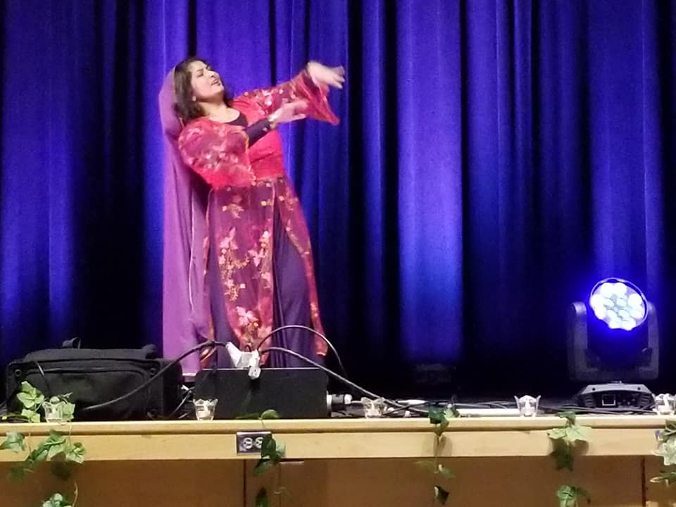 Sepandarmazgan Celebration hosted by the Iranian Student Association  at PSU - February 18, 2019. Click here for photos and videos by Tricia Z.