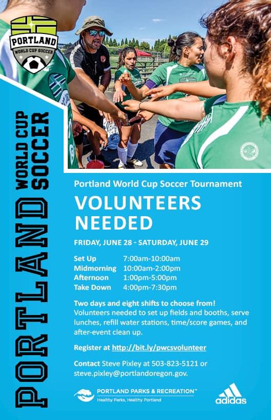 Volunteer & Job Opportunities — Refugee Volunteer