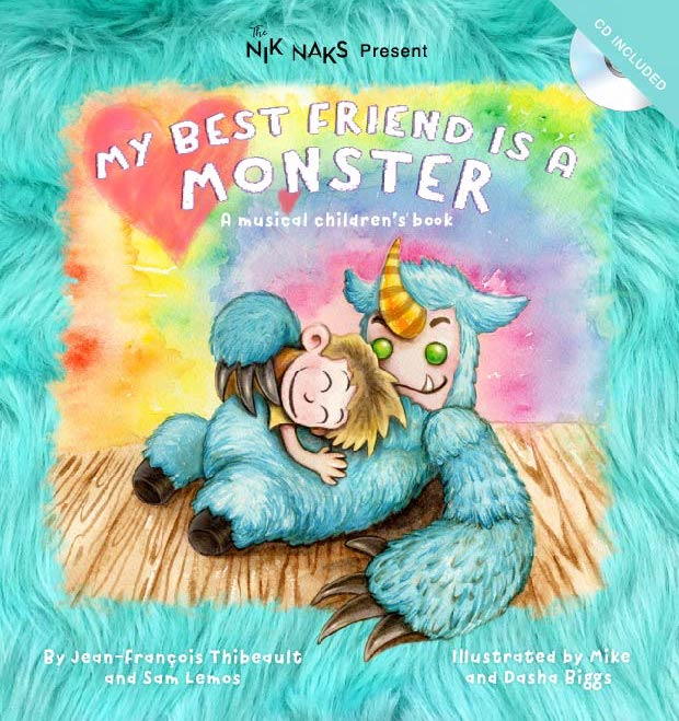 my best friend is a monster cover .jpg