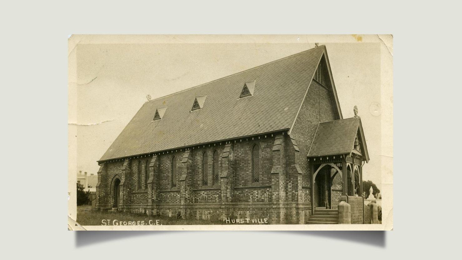 St George's circa 1910