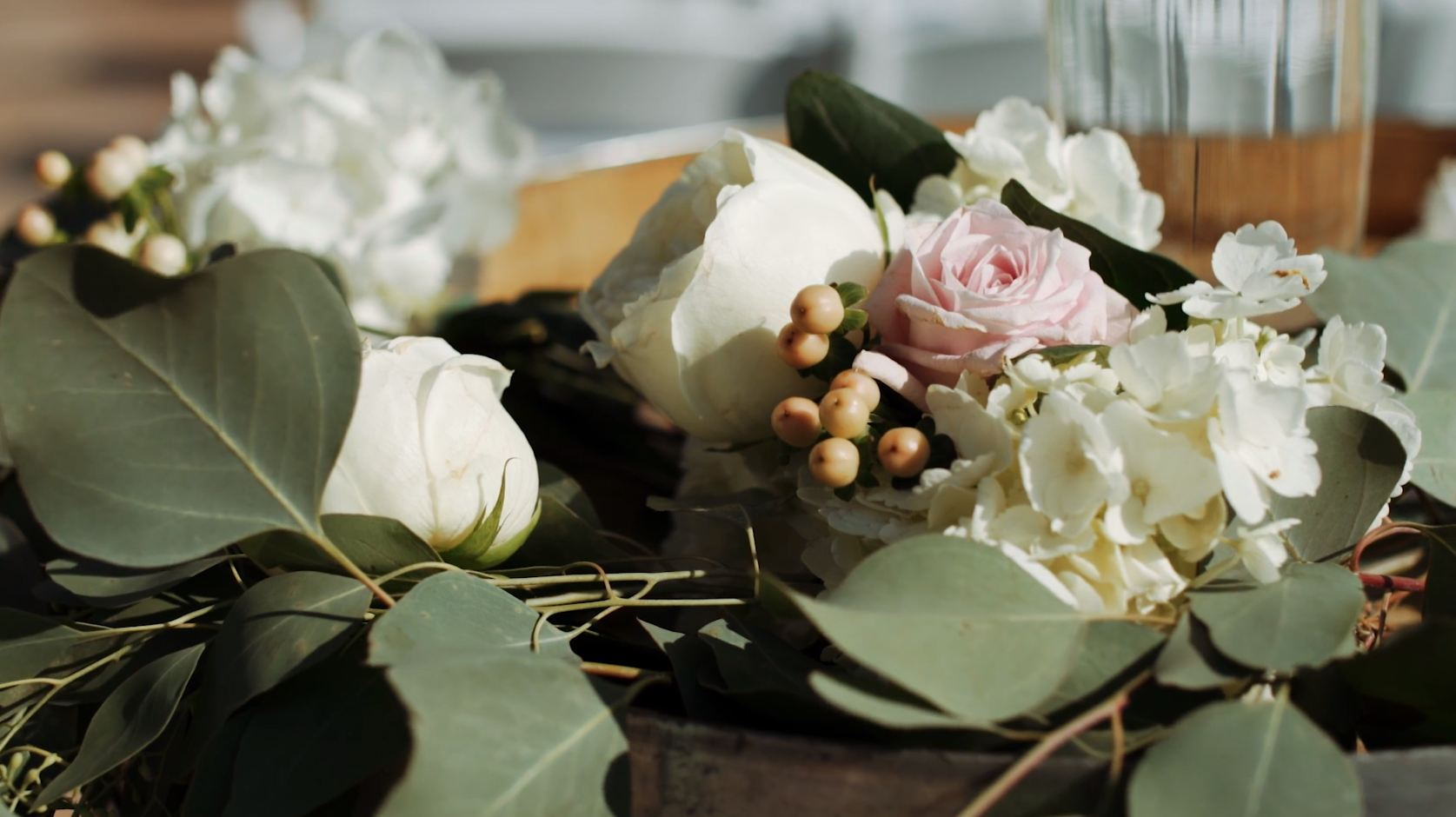 - Stunning floral arrangement made by Green Leaf Designs
