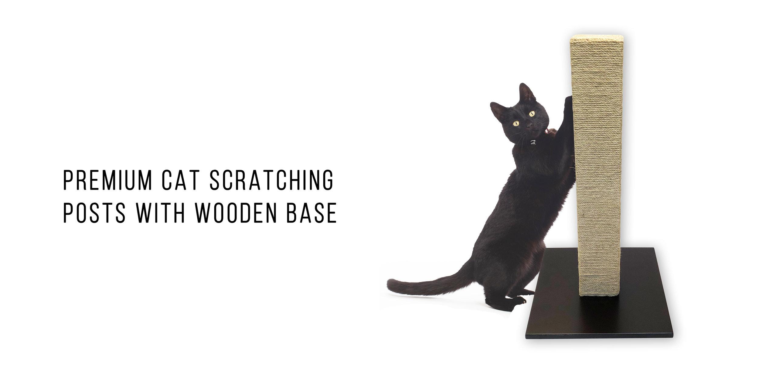 Pet Craft Supply Premium Cat Activity Tree with Scratching Posts