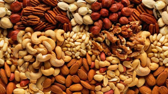 Анализ аллергии на орехи