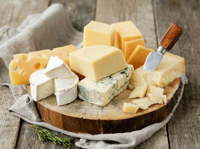 Анализ аллергии на сыр Чеддер