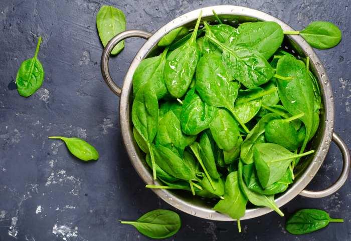 Анализ аллергии на шпинат