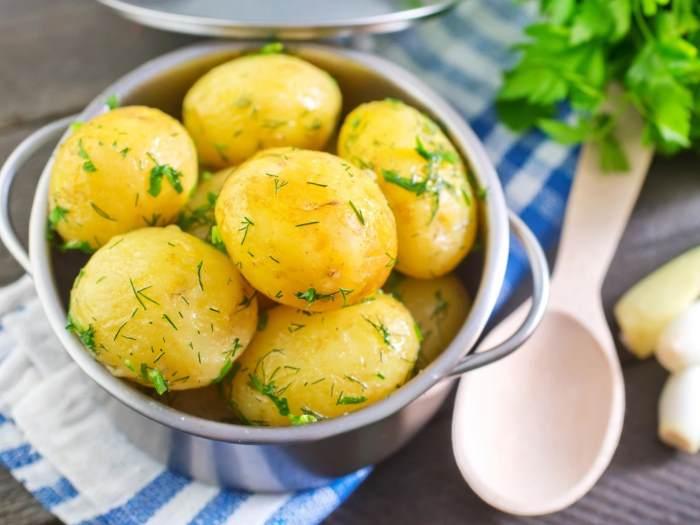 Анализ аллергии на картофель