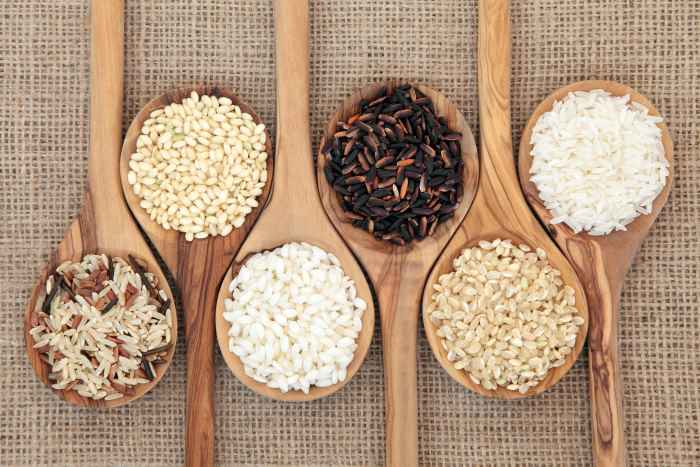 Анализ аллергии на рис