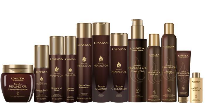 Косметика для волос L'ANZA (США)