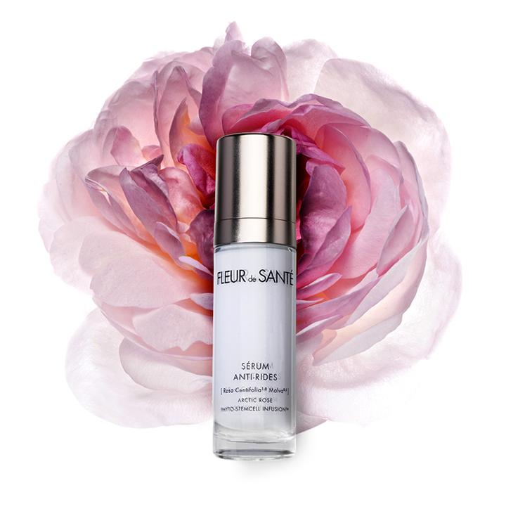 INTENSE SMOOTH FINE LINE MINIMIZING SERUM - An advanced serum that optically softens wrinkles and minimizes the appearance of fine lines while the active ingredients of [Malva Rosa] Arctic Rose Phyto-StemCell Infusion™ help target their appearance from within for smoother, softer skin results. The fine, silky texture leaves a lightweight film on the skin.