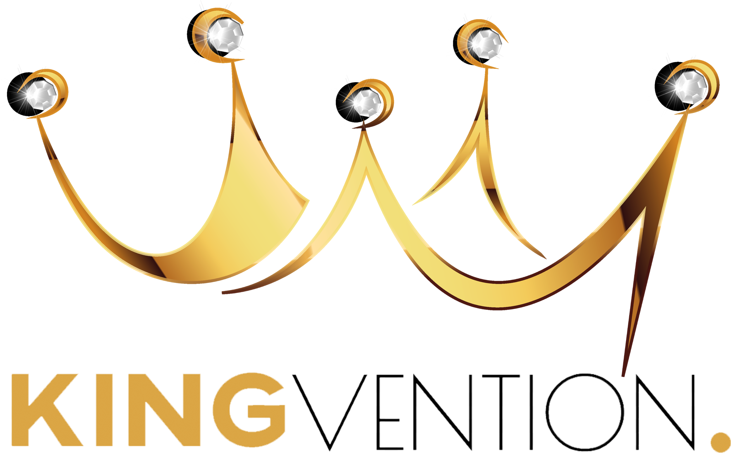 Kingvention Logo Crown Black.png