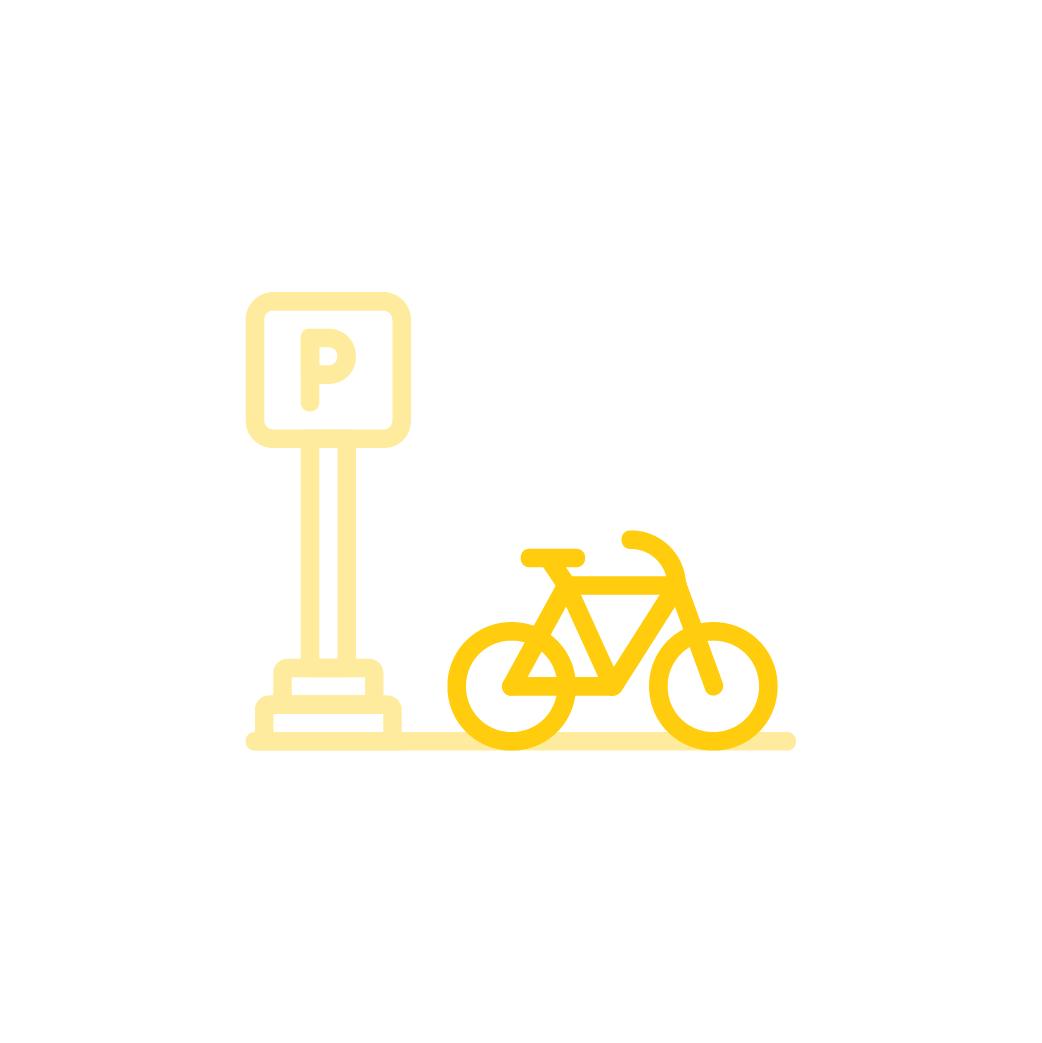 Copy of Bike parking