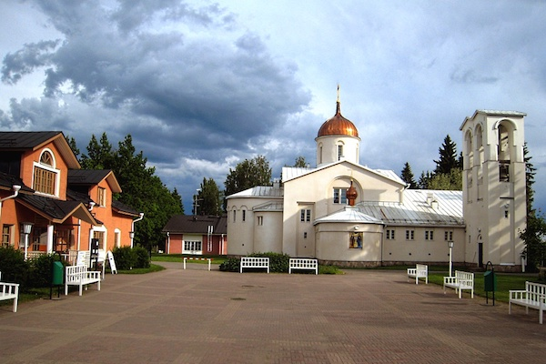 New Valamo Monastery