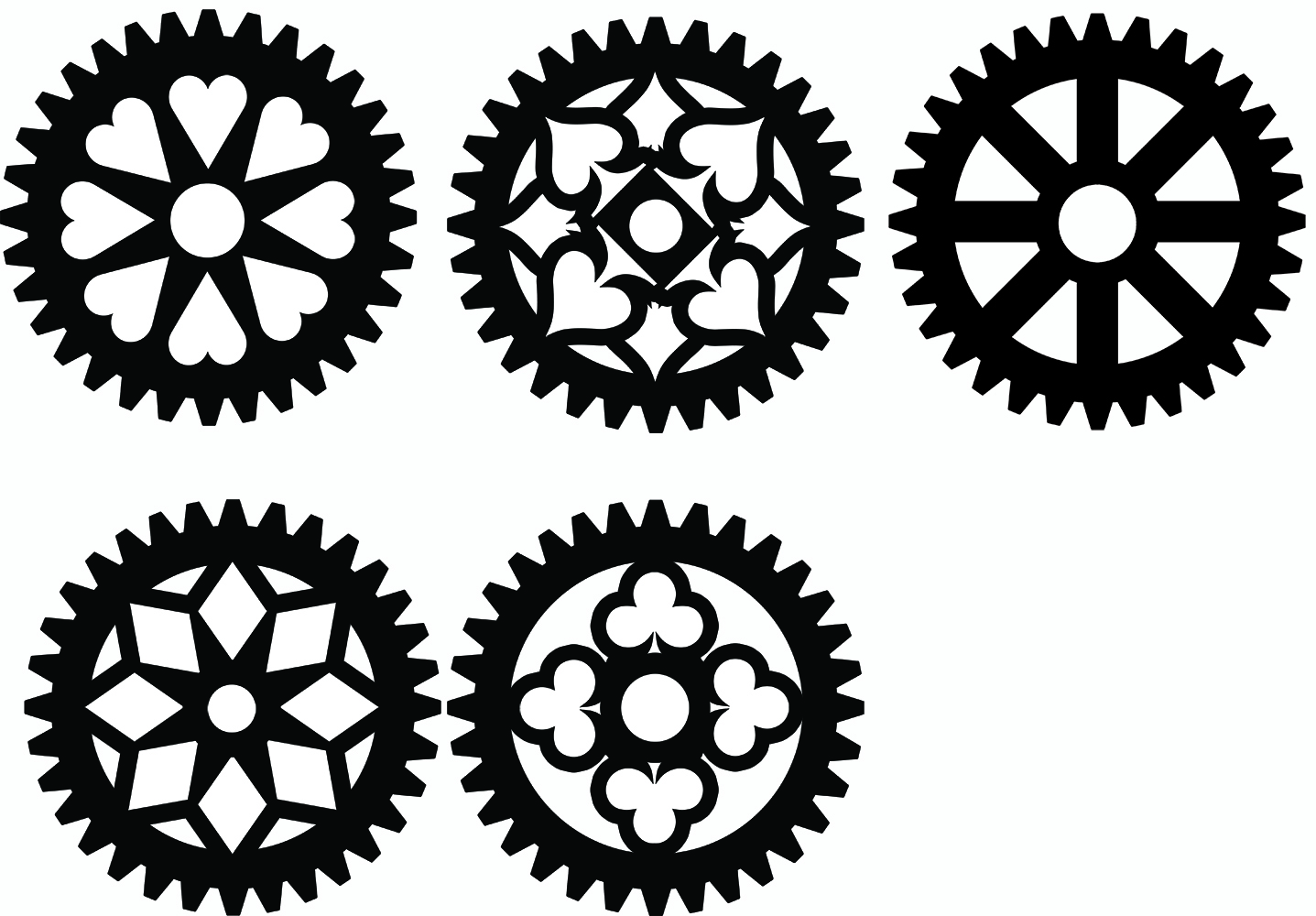 scales weights cogs