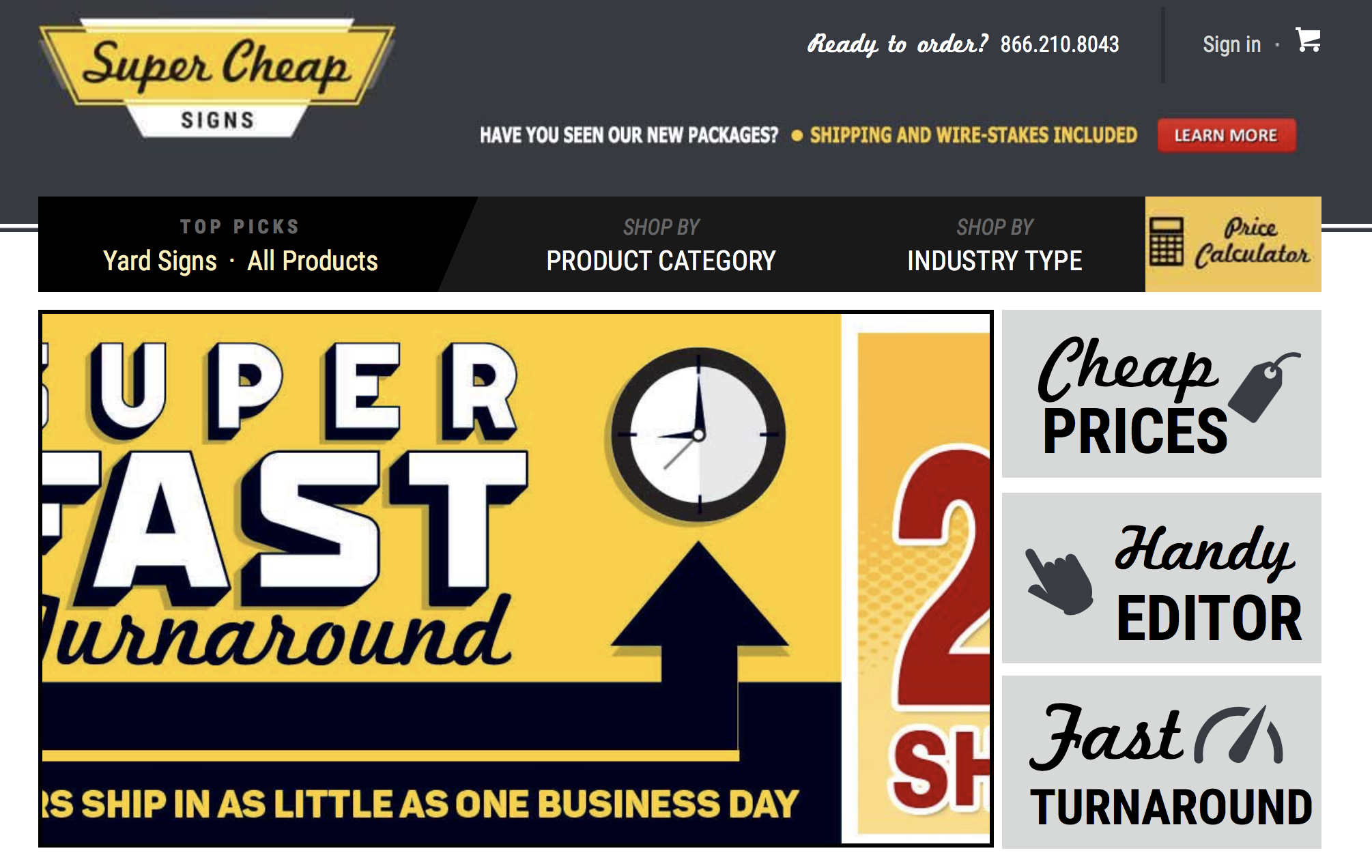 Super Cheap Signs - Great pricing for general real estate signs