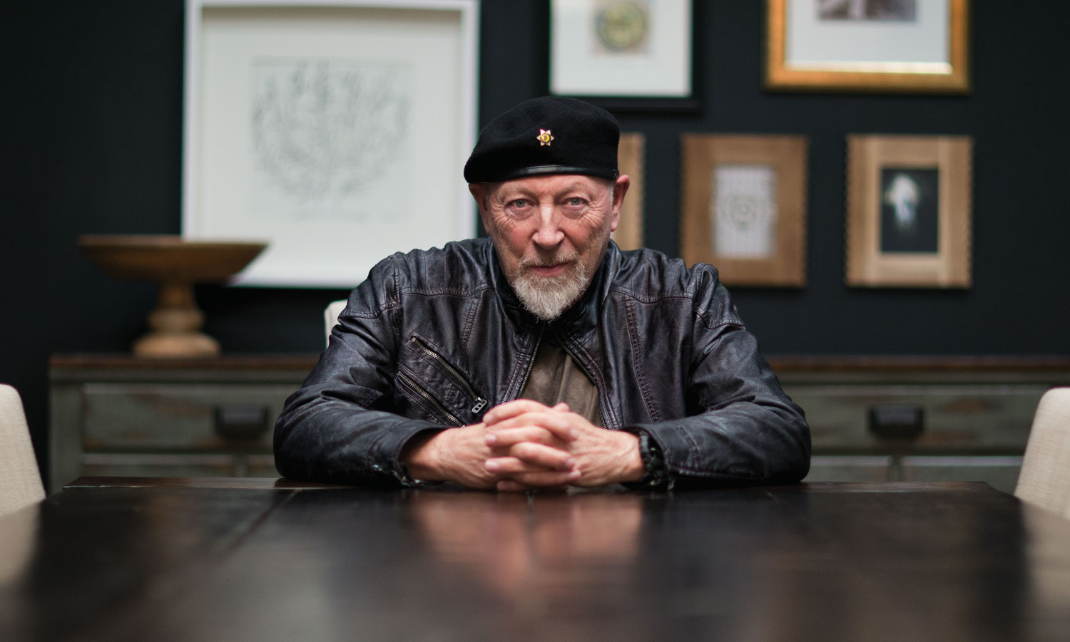 Richard Thompson: The Bash's special guest