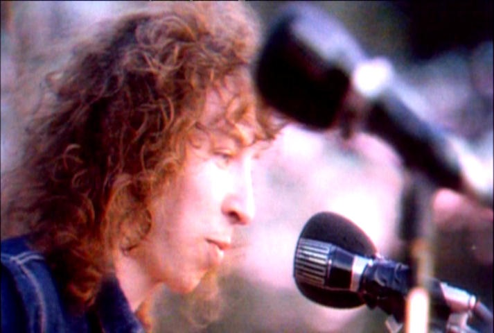 Richard Thompson in the early 1970s...a period he remembers fondly.