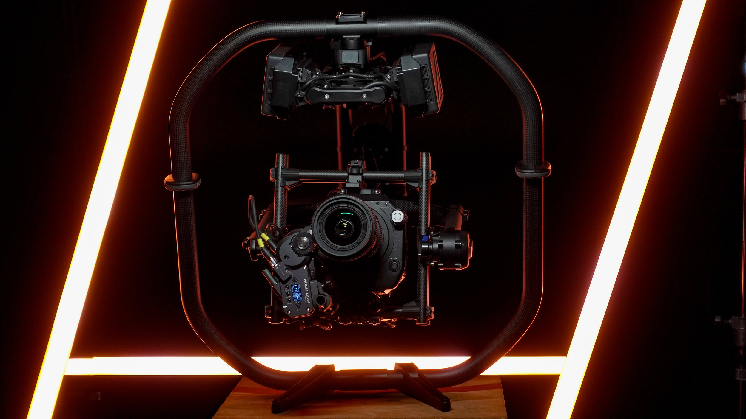 GIMBALS AND ACCESSORIES - From the Freefly Movi Pro to the DJI Ronin S, we have a gimbal for every occasion.
