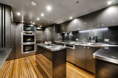 APPLIANCES   The fundamentals of every luxury yacht are found in reliable and modern equipment. Whether you need tools for molecular gastronomy or an industrial espresso machine, we'll have it dockside for you at your request.