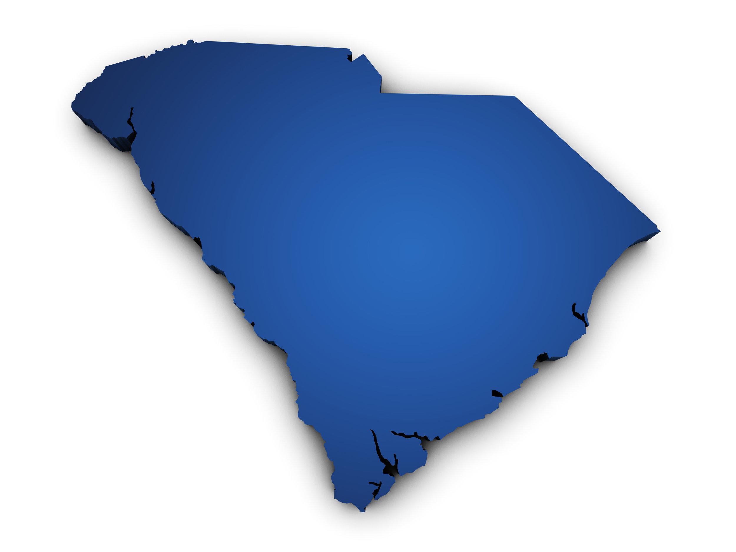 South Carolina  -