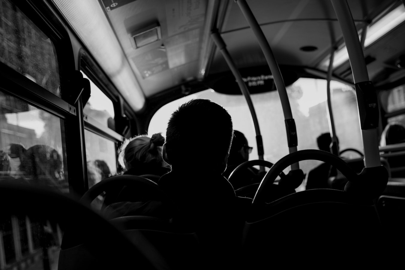 Bus Journey - I recorded my bus journey home from work in its entirety. From the sound of the bus going over bumps. background conversations, brakes hissing and more.Coming Soon