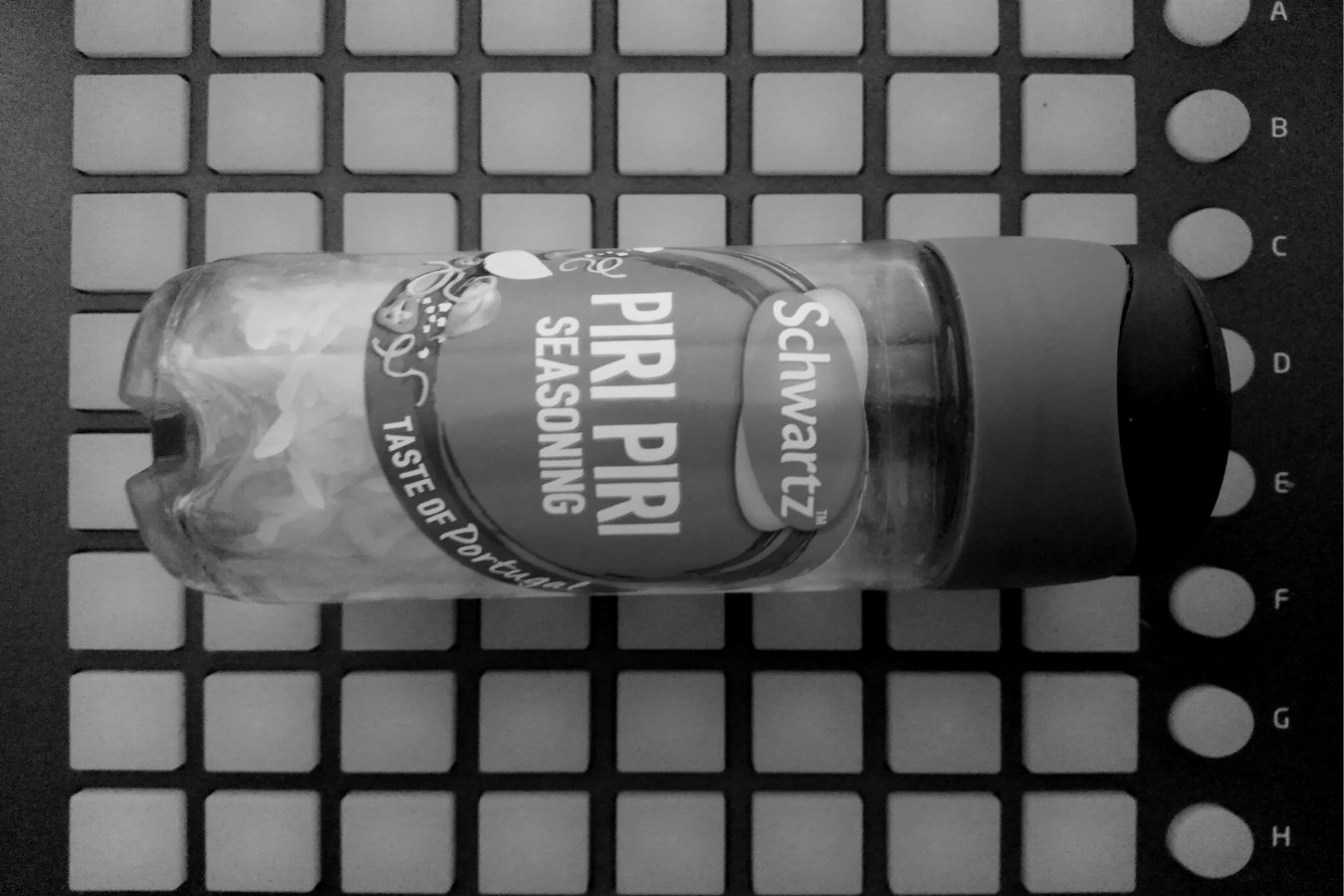 Home Made Instrument - Shaker - I made a home made shaker from an empty spice bottle and some long grain rice. Next up, basmati. All jokes aside very nice sounding one shots.14th April 2019