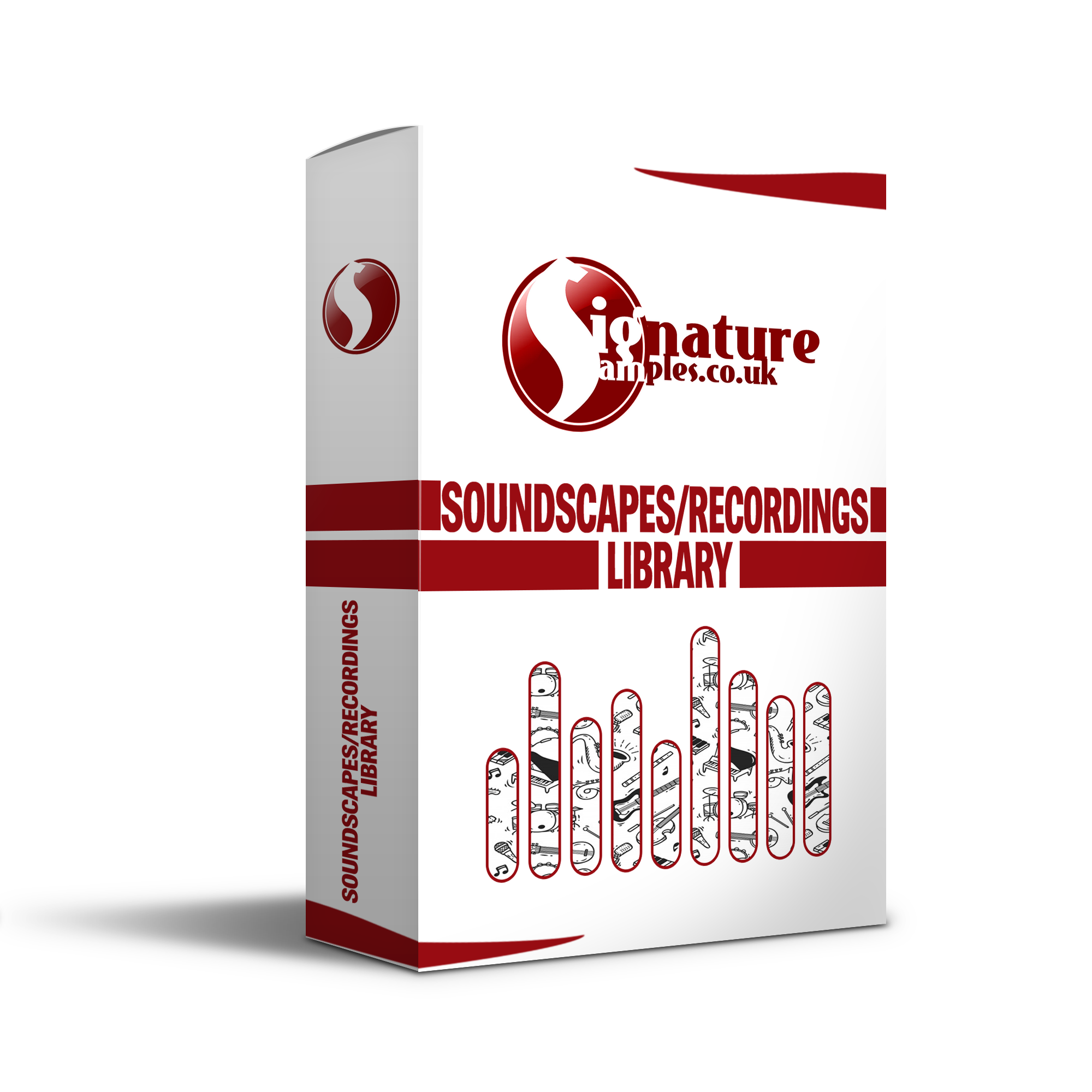 Soundscapes/Recordings Library - £2.99 - In this pack you will find over 100 high quality sound recordings totalling hours and hours of sounds and atmospheres. Great sound FX can be made from these recordings and they will work amazing for soundscapes in video games and background noise in post production for tv/film.