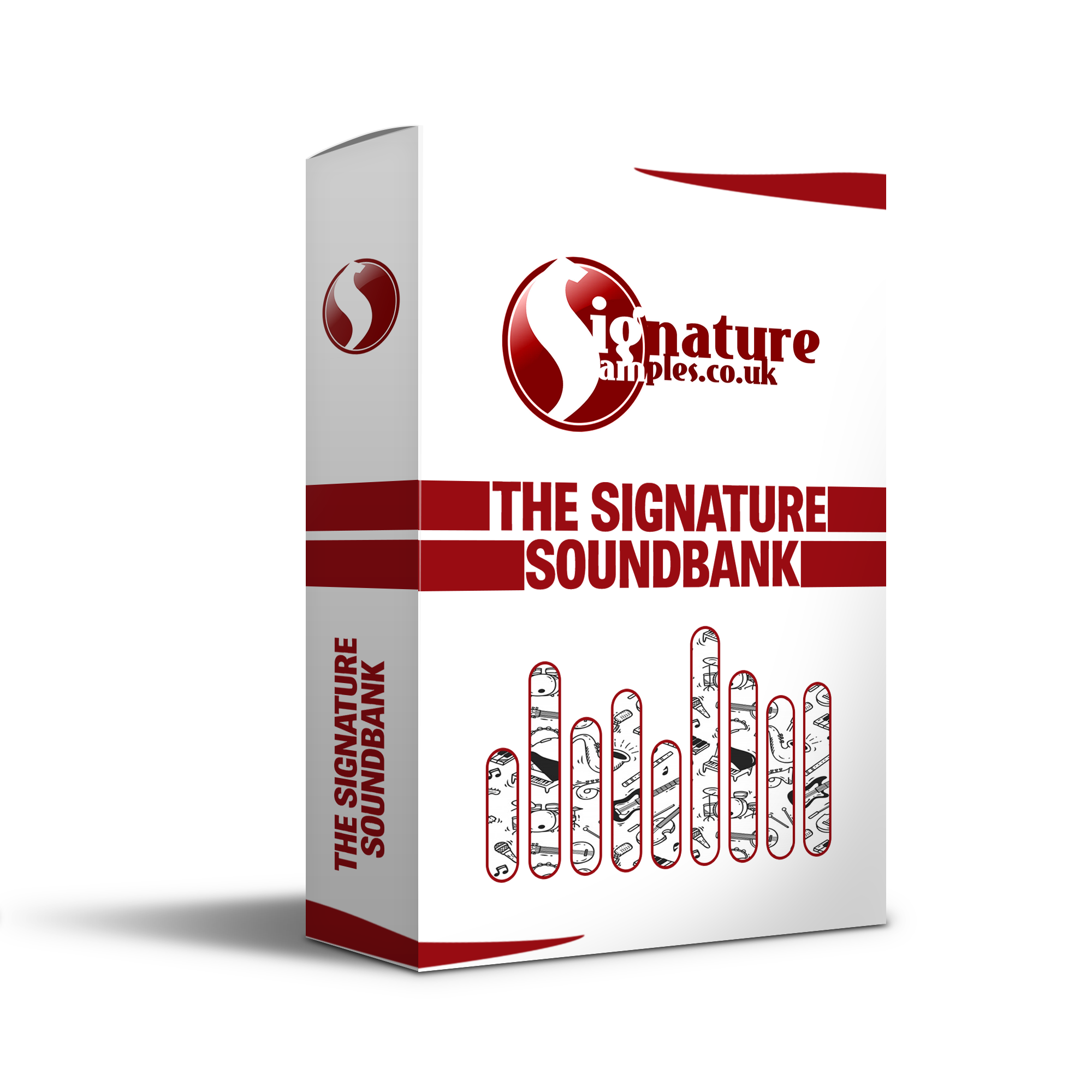 The Signature SoundBank - £6.99 - This download contains all packs above. Filled with thousands of high quality effects, music samples and loops, recordings and soundscapes and drum one shots, kits and loops. Hours and hours of experimentation can be had by downloading this packs. If not 100% happy then I will guarantee your money back.
