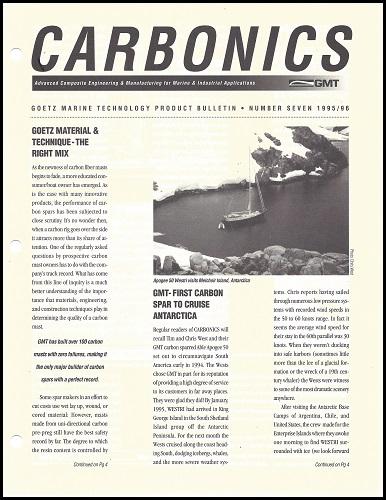 Carbonics 7 - 1995