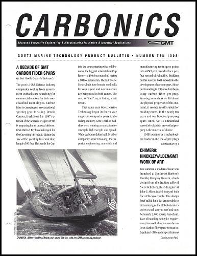 Carbonics 10 - 1998
