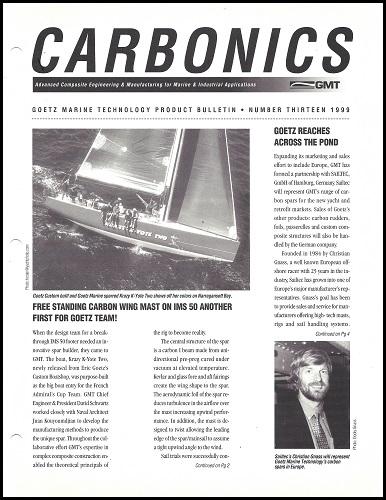 Carbonics 13 - 1999