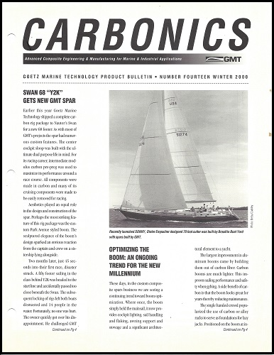 Carbonics 14 - Winter 2000