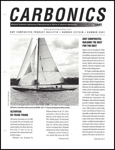 Carbonics 15 - Summer 2001