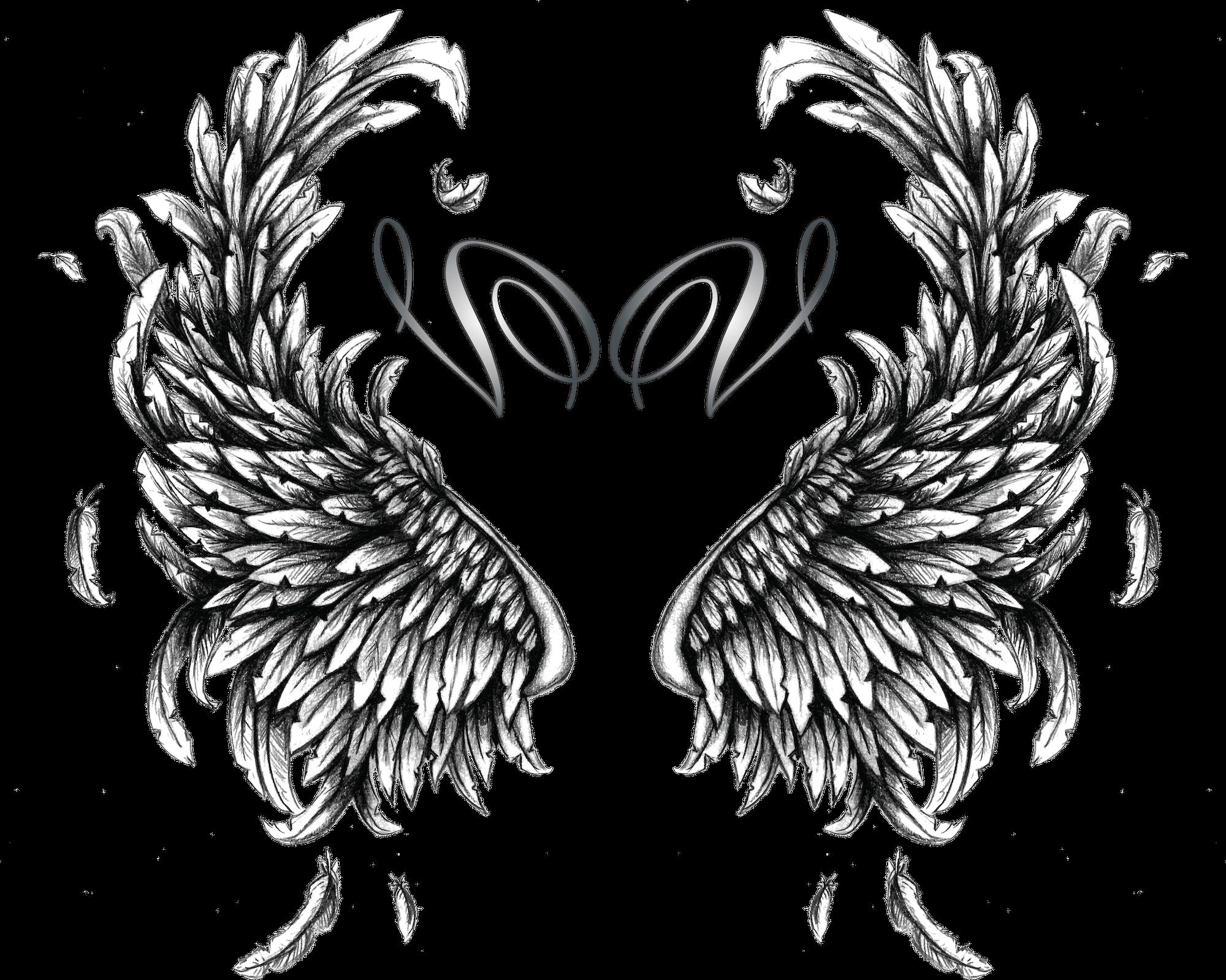 Vi Vante Winged Logo