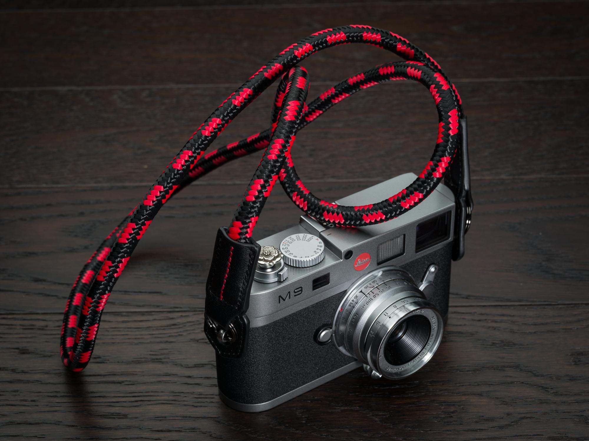 Vi vante Cliff Hanger Rope Strap Camera Strap Leica M9 6.jpg
