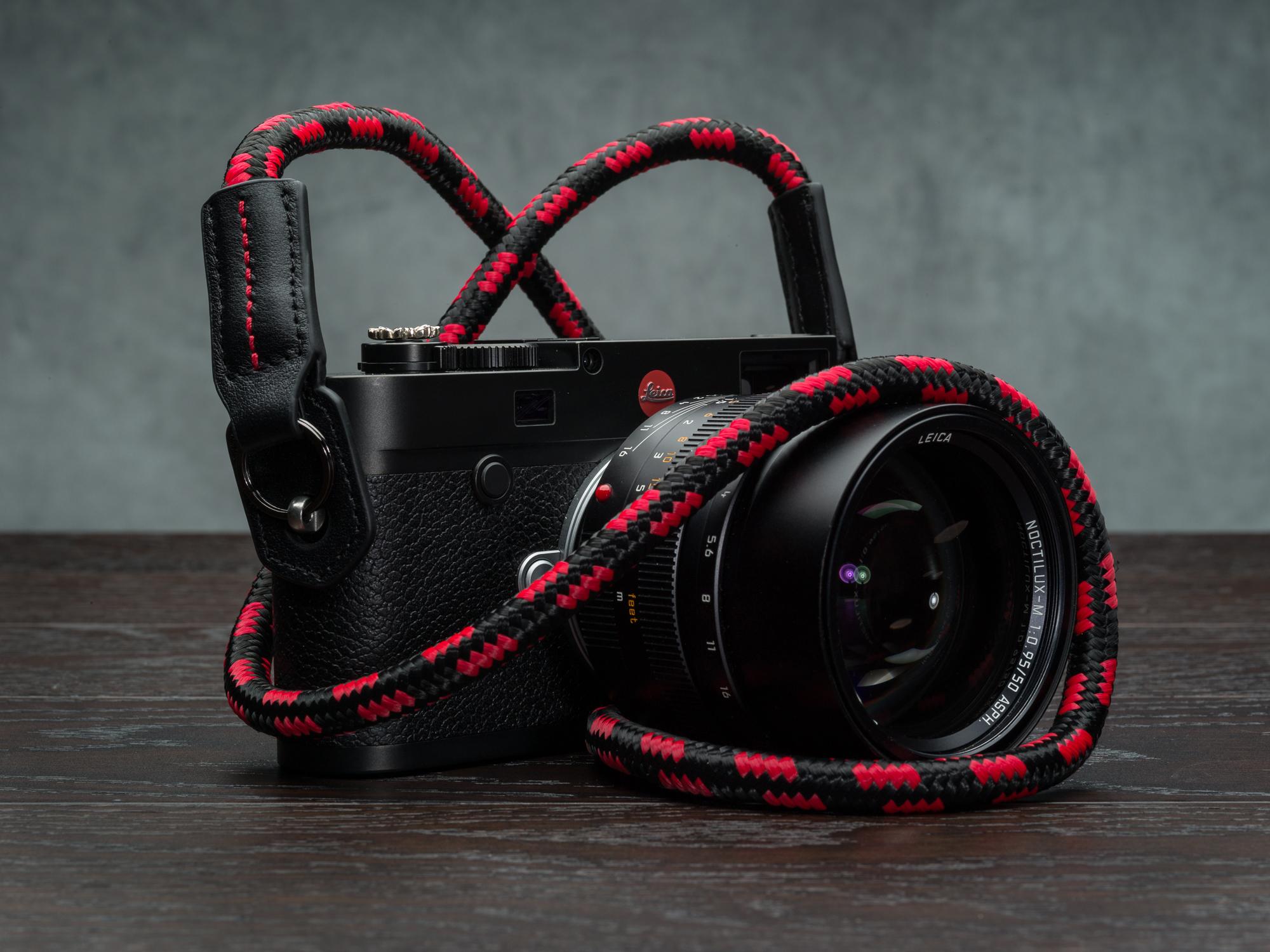 Vi vante Cliff Hanger Rope Strap Leica M10 Noctilux Camera.jpg