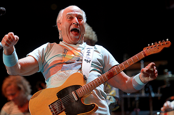 Actually Jimmy Buffett…
