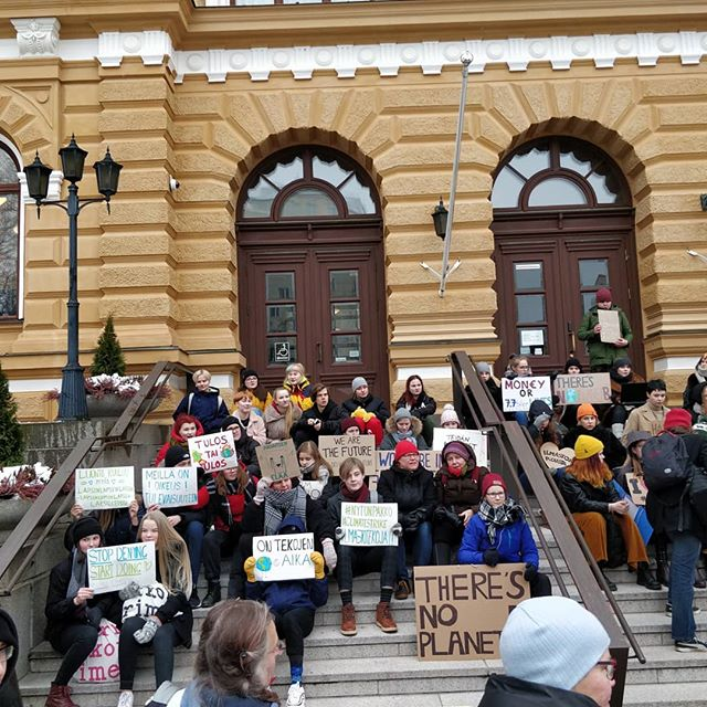 Tämä on todellinen osoitus siitä, että Oulun nuoria kiinnostaa!